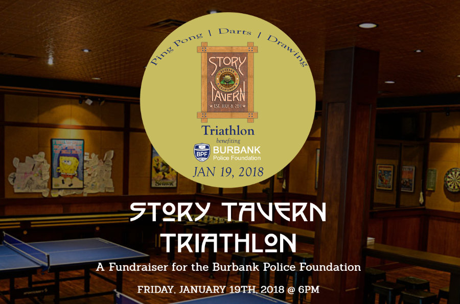 Story Tavern Triathlon
